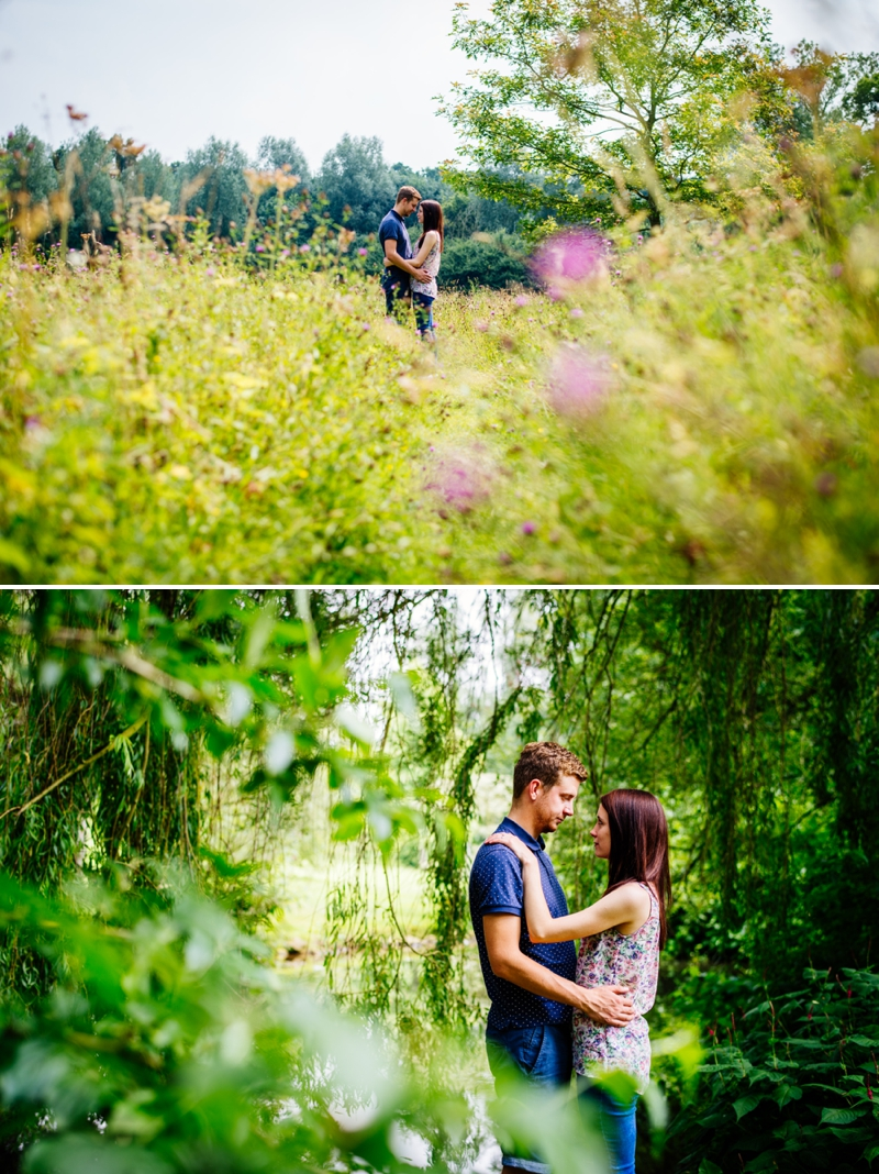 Georgina & Mark - Coton Manor Gardens Portrait Shoot_0002