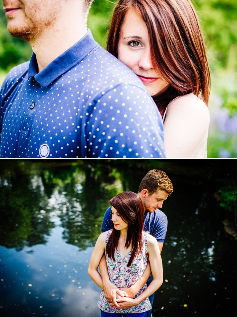 Georgina & Mark - Coton Manor Gardens Portrait Shoot_0003