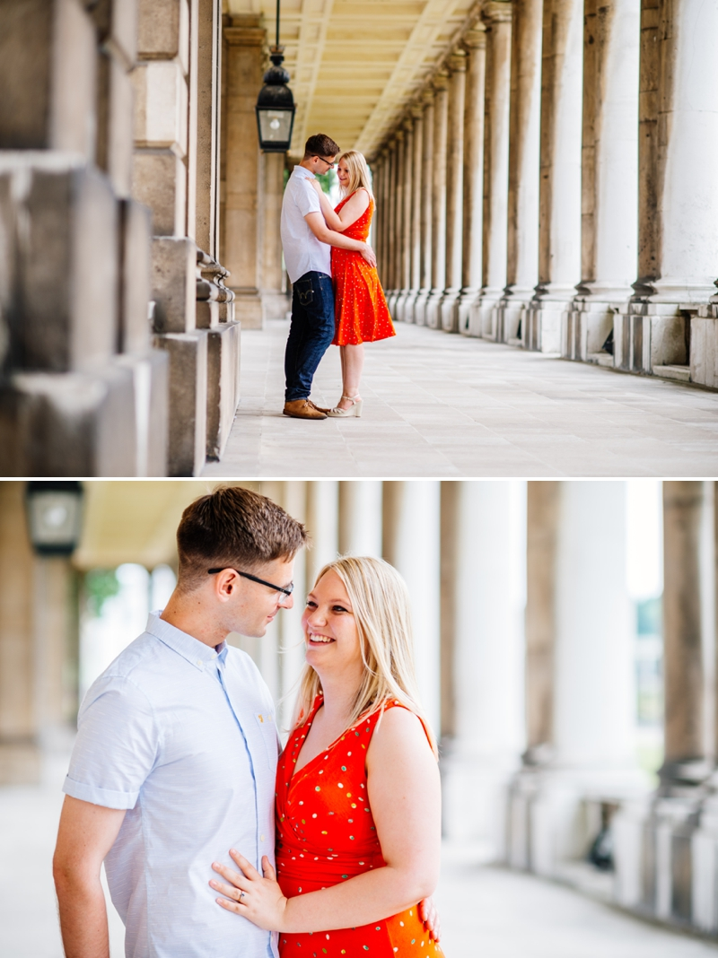 Michelle & Jonathan - Greenwich Pre-Wedding Shoot_0002