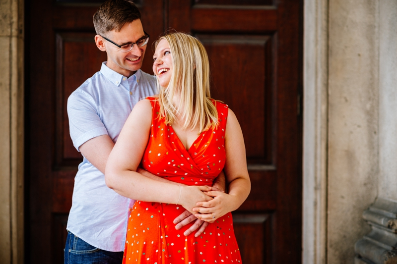 Michelle & Jonathan - Greenwich Pre-Wedding Shoot_0003