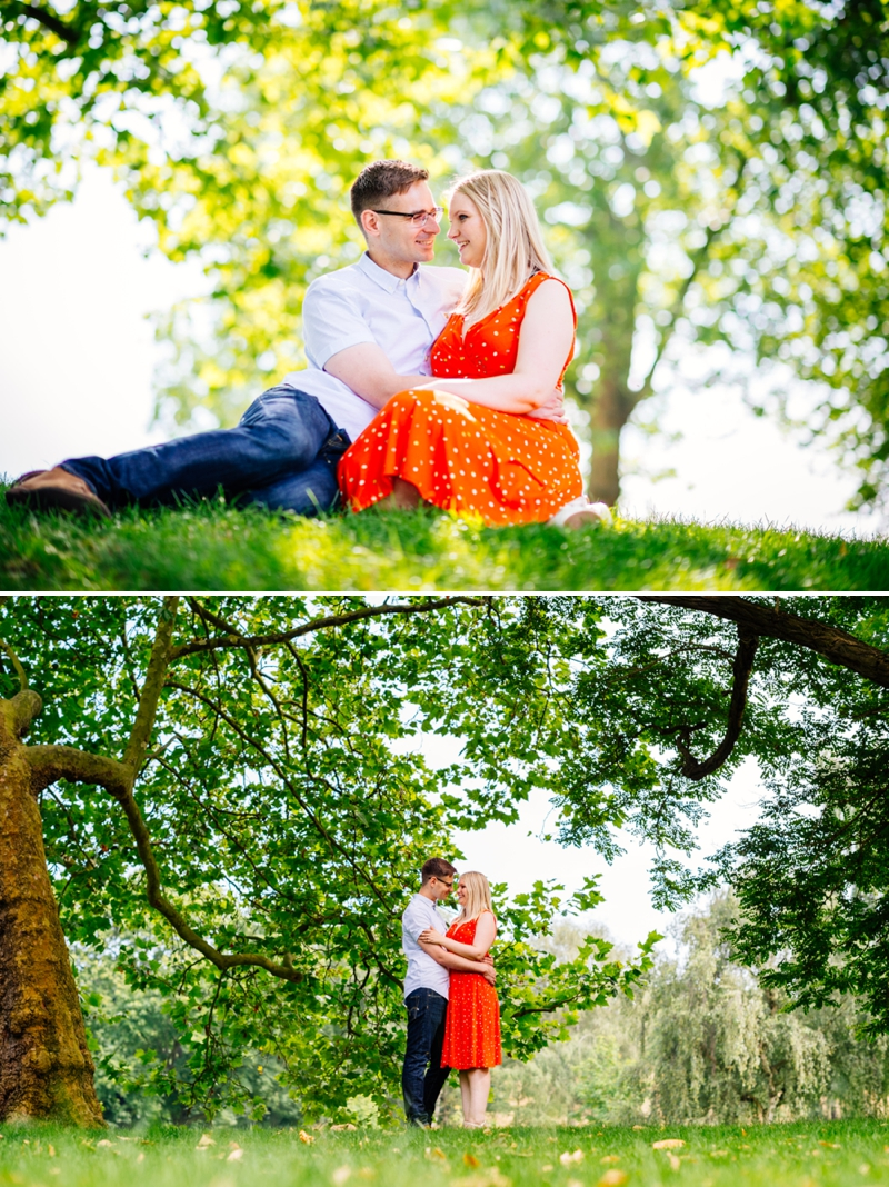 Michelle & Jonathan - Greenwich Pre-Wedding Shoot_0005