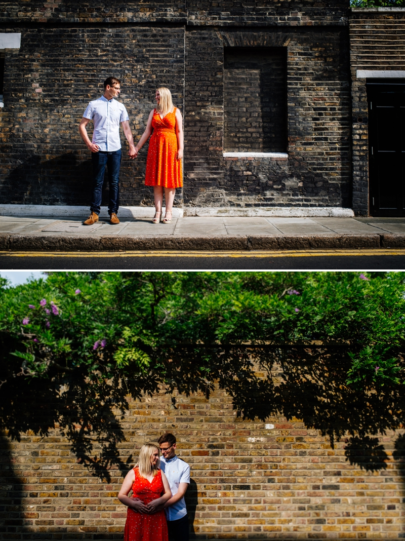 Michelle & Jonathan - Greenwich Pre-Wedding Shoot_0006