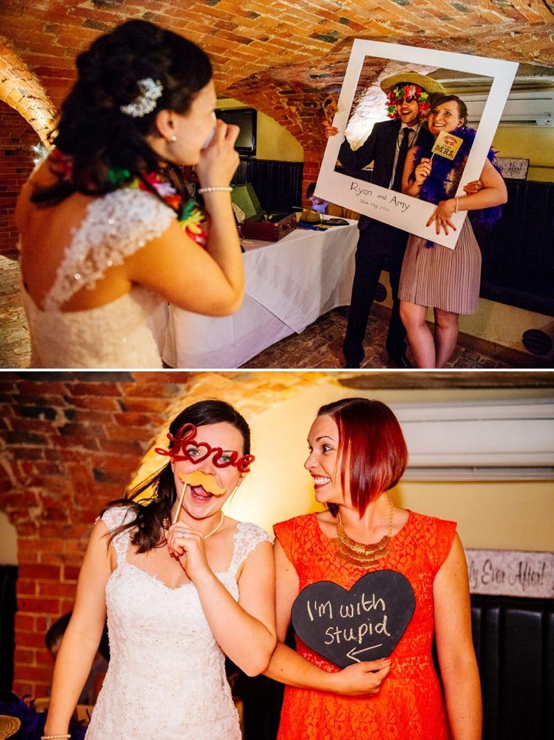 Rushton Hall Wedding - Amy & Ryan_0024
