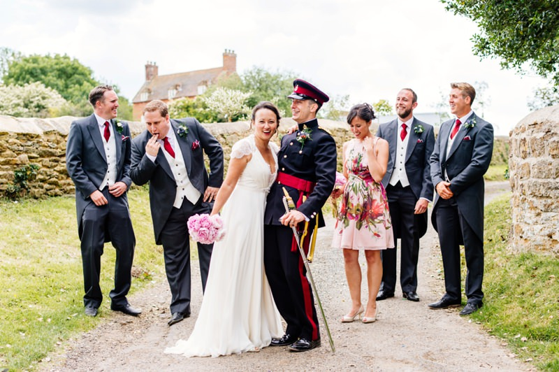 Dodford Manor Wedding - Yuki & Chris_0015
