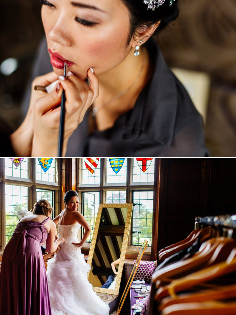 Fanhams Hall Wedding - Queenie & James_0002