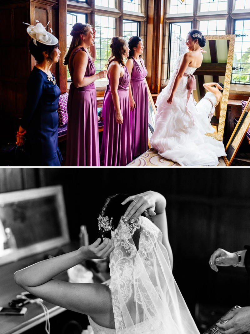 Fanhams Hall Wedding - Queenie & James_0004