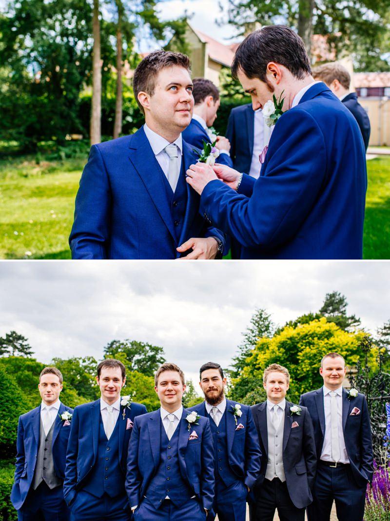 Fanhams Hall Wedding - Queenie & James_0007