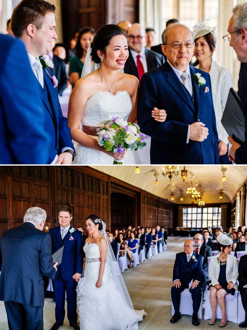 Fanhams Hall Wedding - Queenie & James_0011