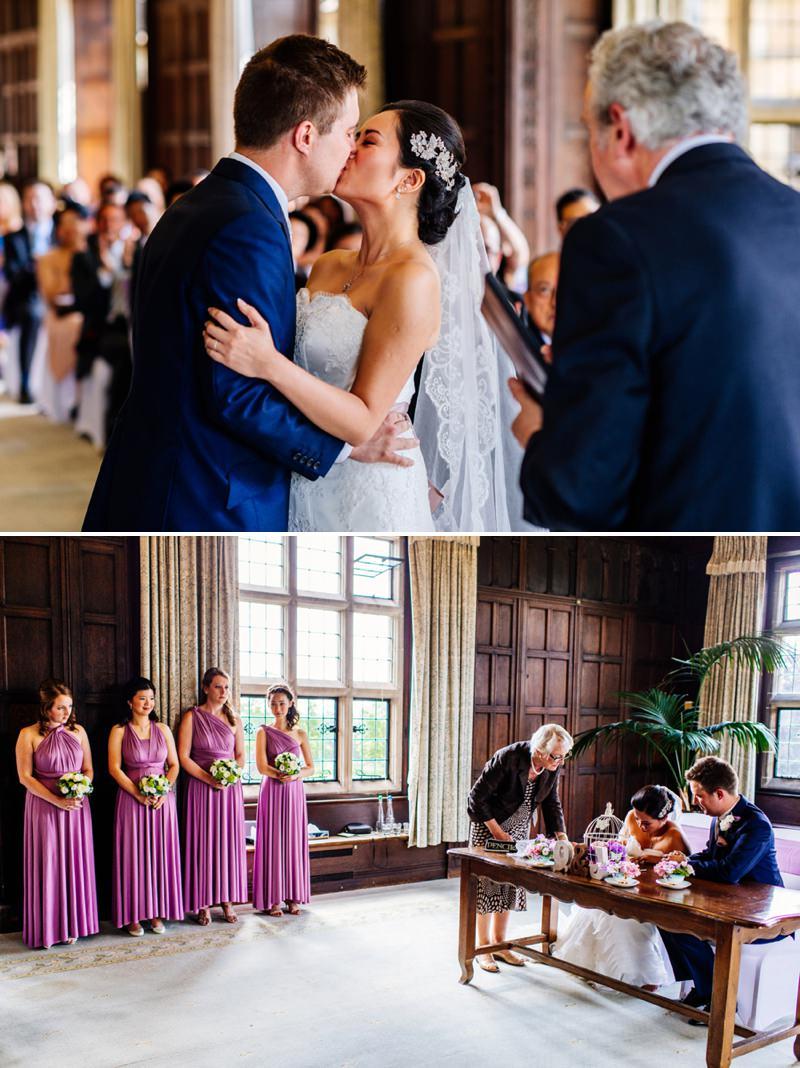 Fanhams Hall Wedding - Queenie & James_0013
