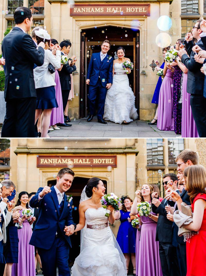 Fanhams Hall Wedding - Queenie & James_0016