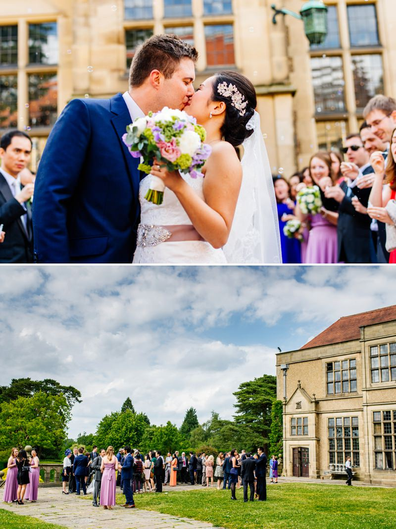 Fanhams Hall Wedding - Queenie & James_0017
