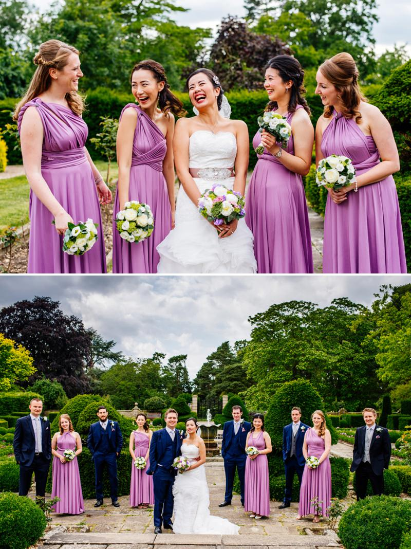 Fanhams Hall Wedding - Queenie & James_0018