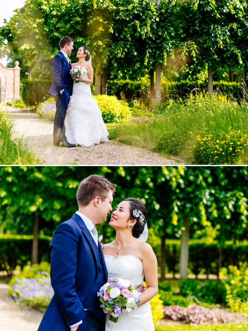 Fanhams Hall Wedding - Queenie & James_0019