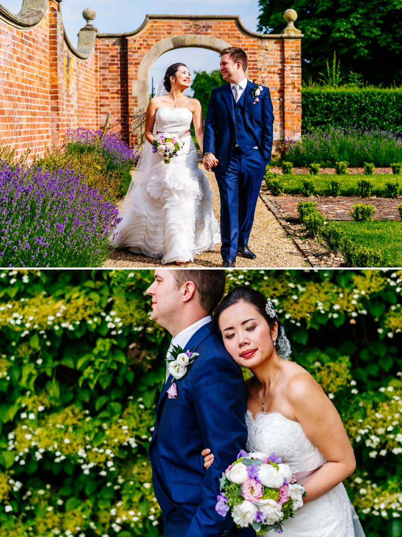 Fanhams Hall Wedding - Queenie & James_0020