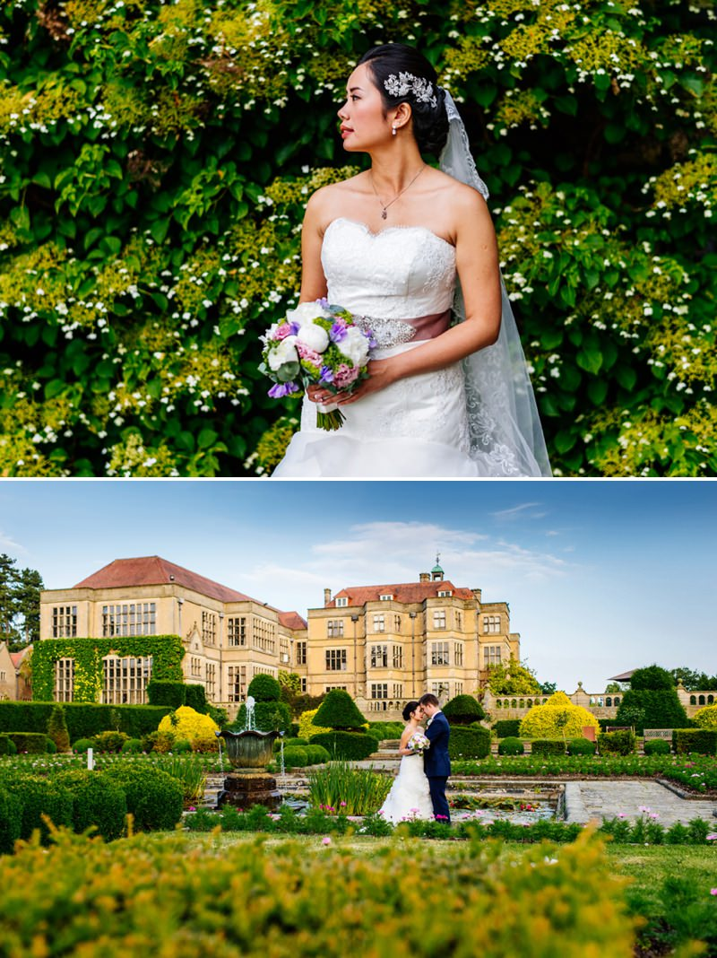 Fanhams Hall Wedding - Queenie & James_0021