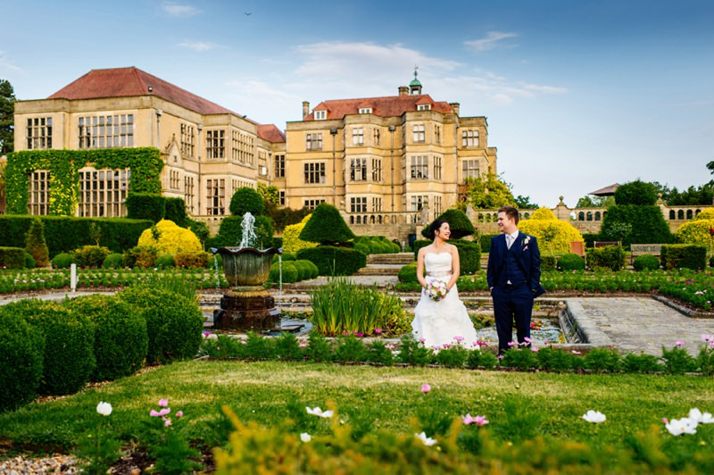 Fanhams Hall Wedding - Queenie & James_0022