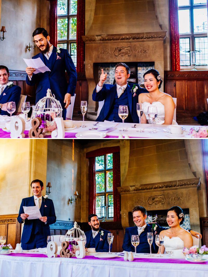 Fanhams Hall Wedding - Queenie & James_0026