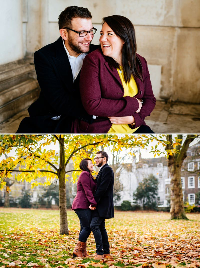 London Pre-Wedding Shoot - Hayley & Chris_0002
