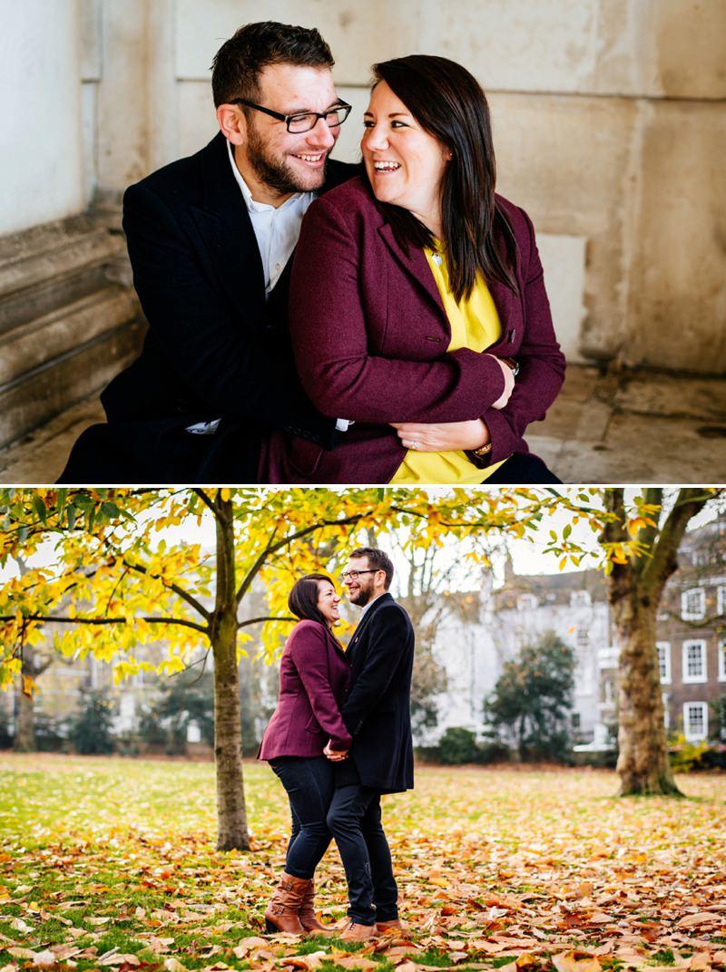 London Pre-Wedding Shoot - Hayley & Chris_0002