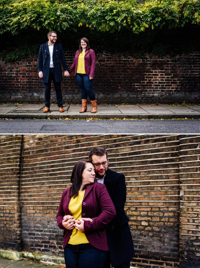 London Pre-Wedding Shoot - Hayley & Chris_0004