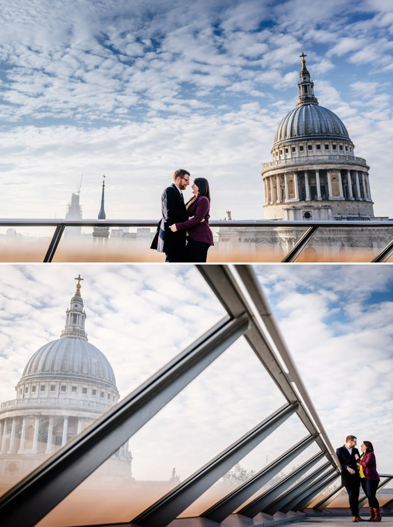 London Pre-Wedding Shoot - Hayley & Chris_0005