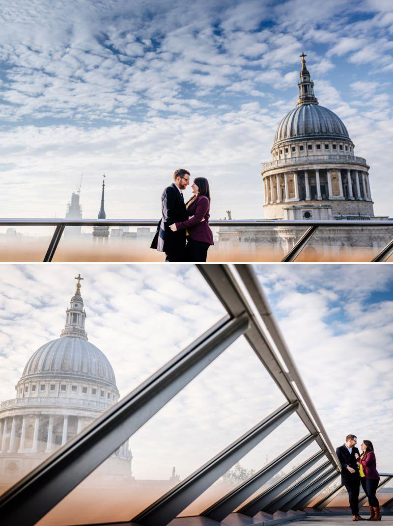 London Pre-Wedding Shoot - Hayley & Chris_0005
