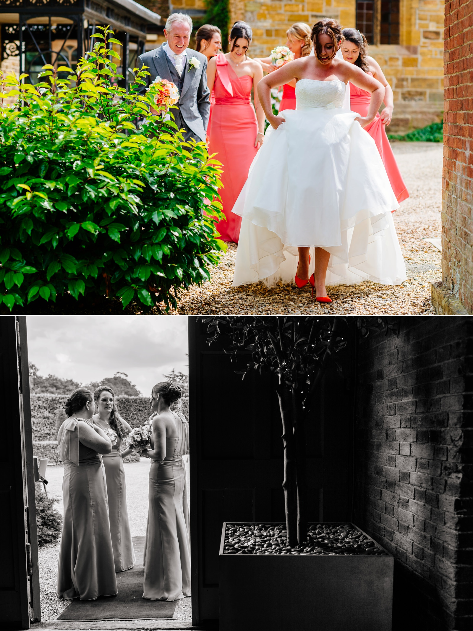 Fawsley Hall Wedding Photographer - Beth & Paul_0003