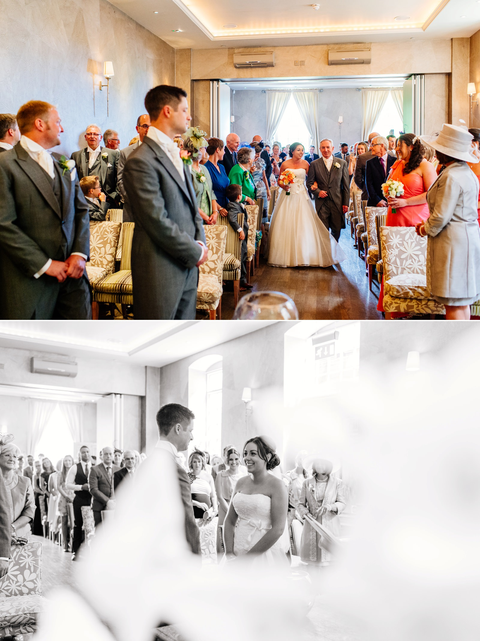 Fawsley Hall Wedding Photographer - Beth & Paul_0004