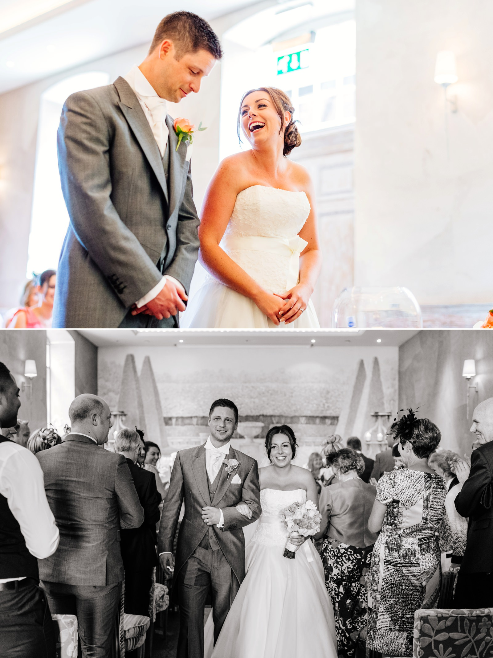 Fawsley Hall Wedding Photographer - Beth & Paul_0005