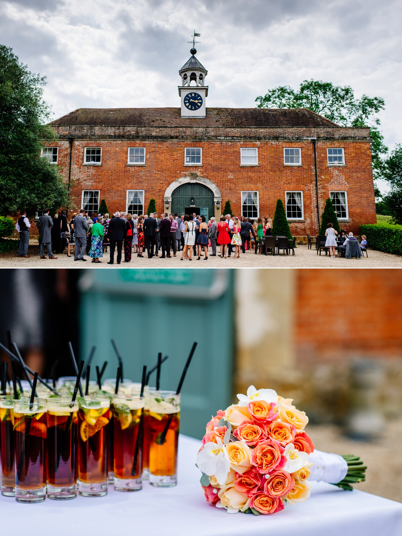 Fawsley Hall Wedding Photographer - Beth & Paul_0006