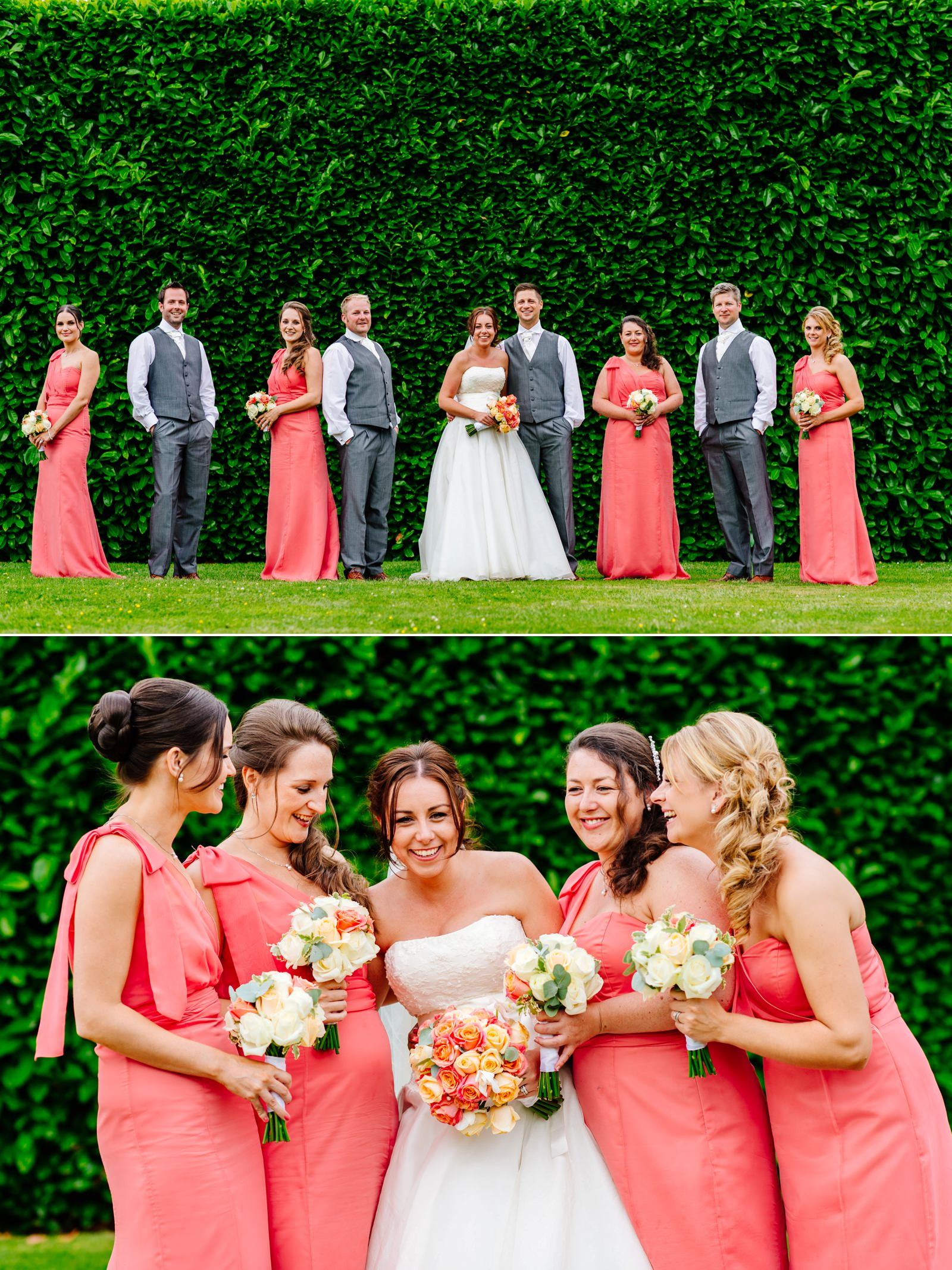 Fawsley Hall Wedding Photographer - Beth & Paul_0008
