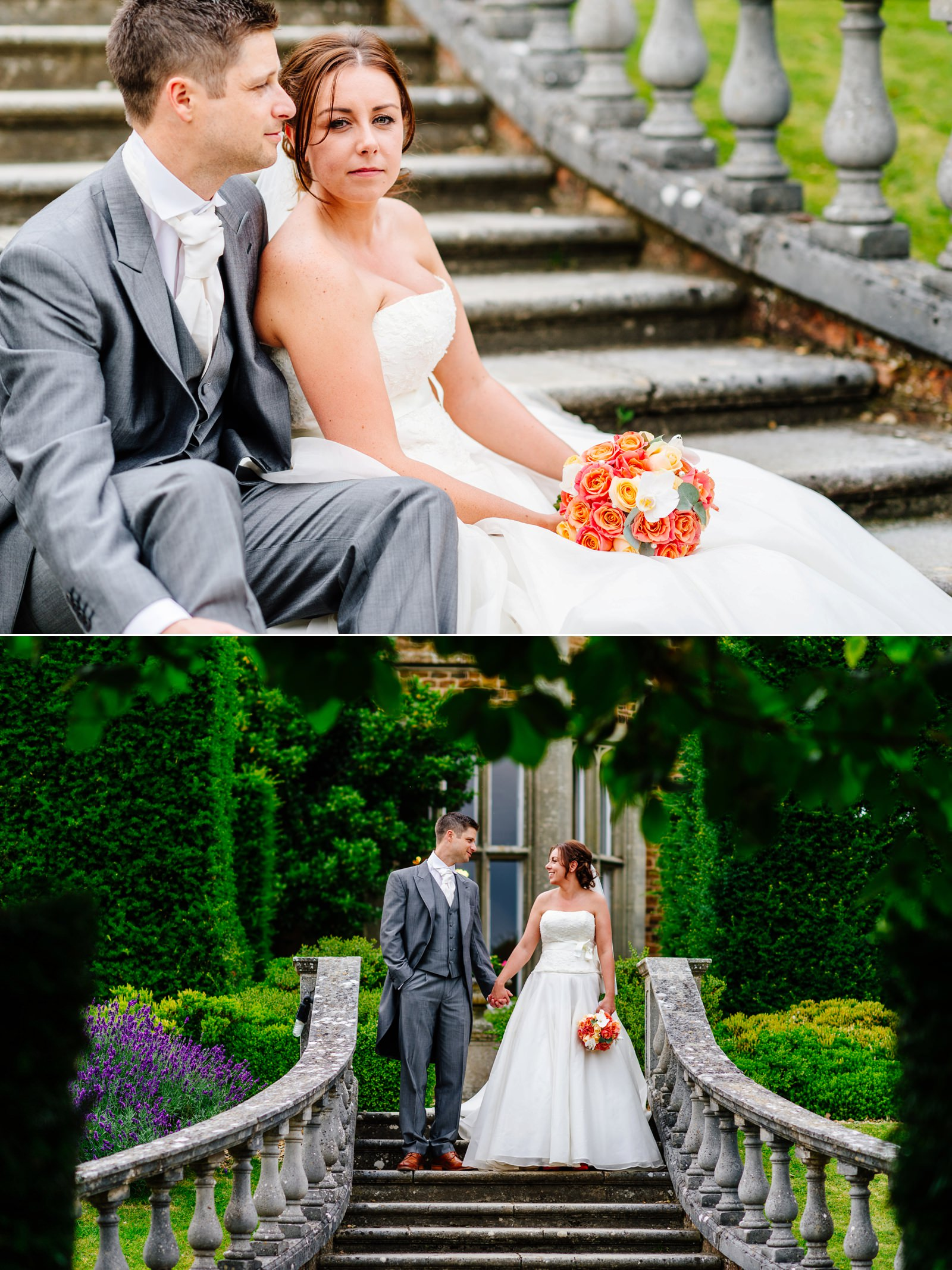 Fawsley Hall Wedding Photographer - Beth & Paul_0011