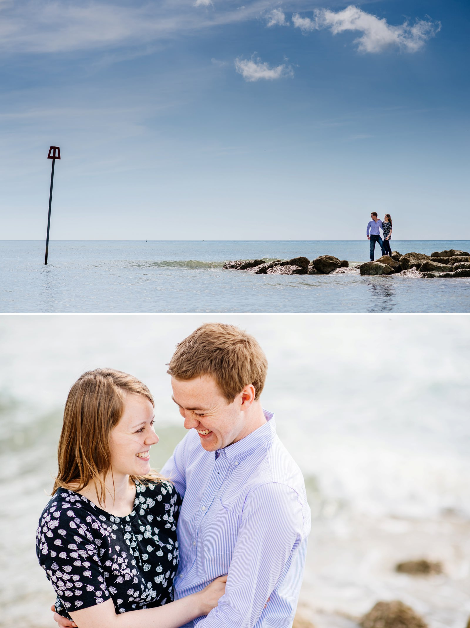 Hayley & Ed - Dorset Pre-Wedding Shoot_0002