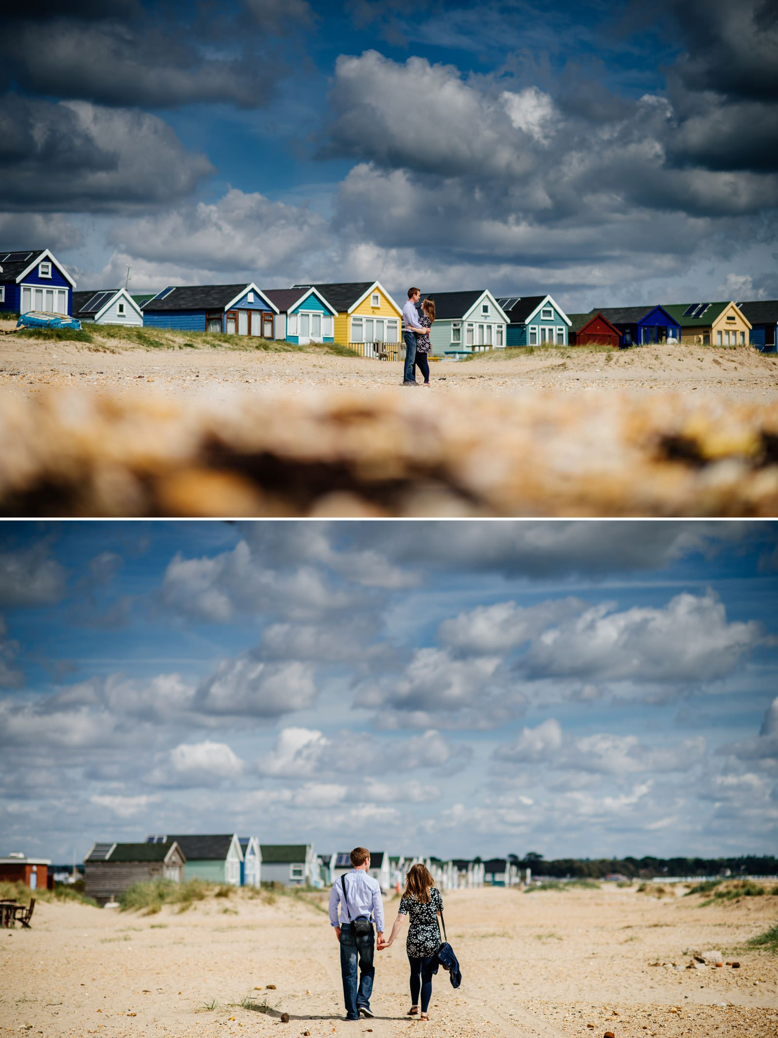 Hayley & Ed - Dorset Pre-Wedding Shoot_0003