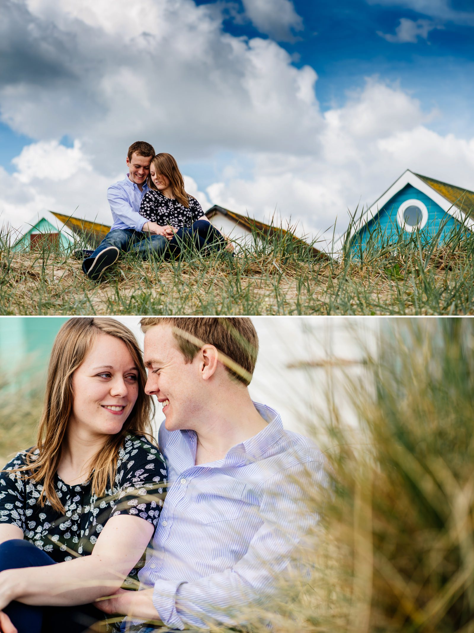 Hayley & Ed - Dorset Pre-Wedding Shoot_0004