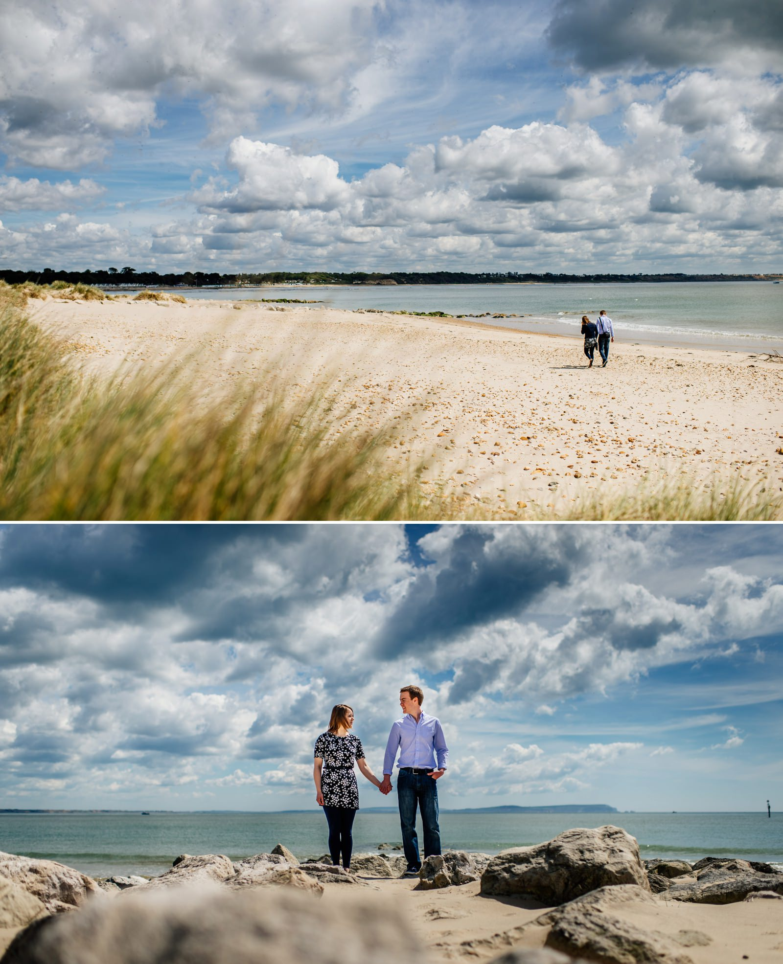 Hayley & Ed - Dorset Pre-Wedding Shoot_0005