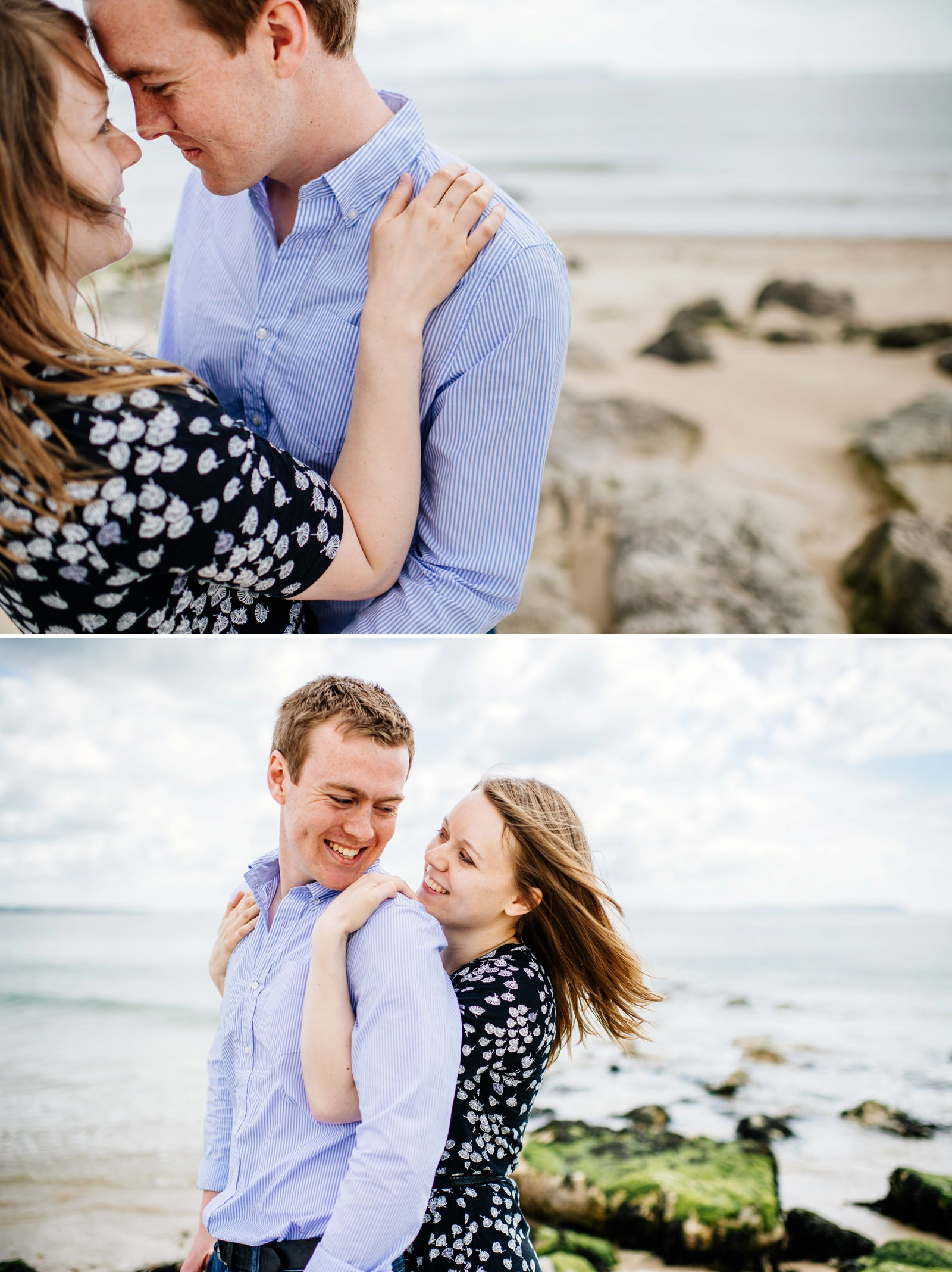 Hayley & Ed - Dorset Pre-Wedding Shoot_0006