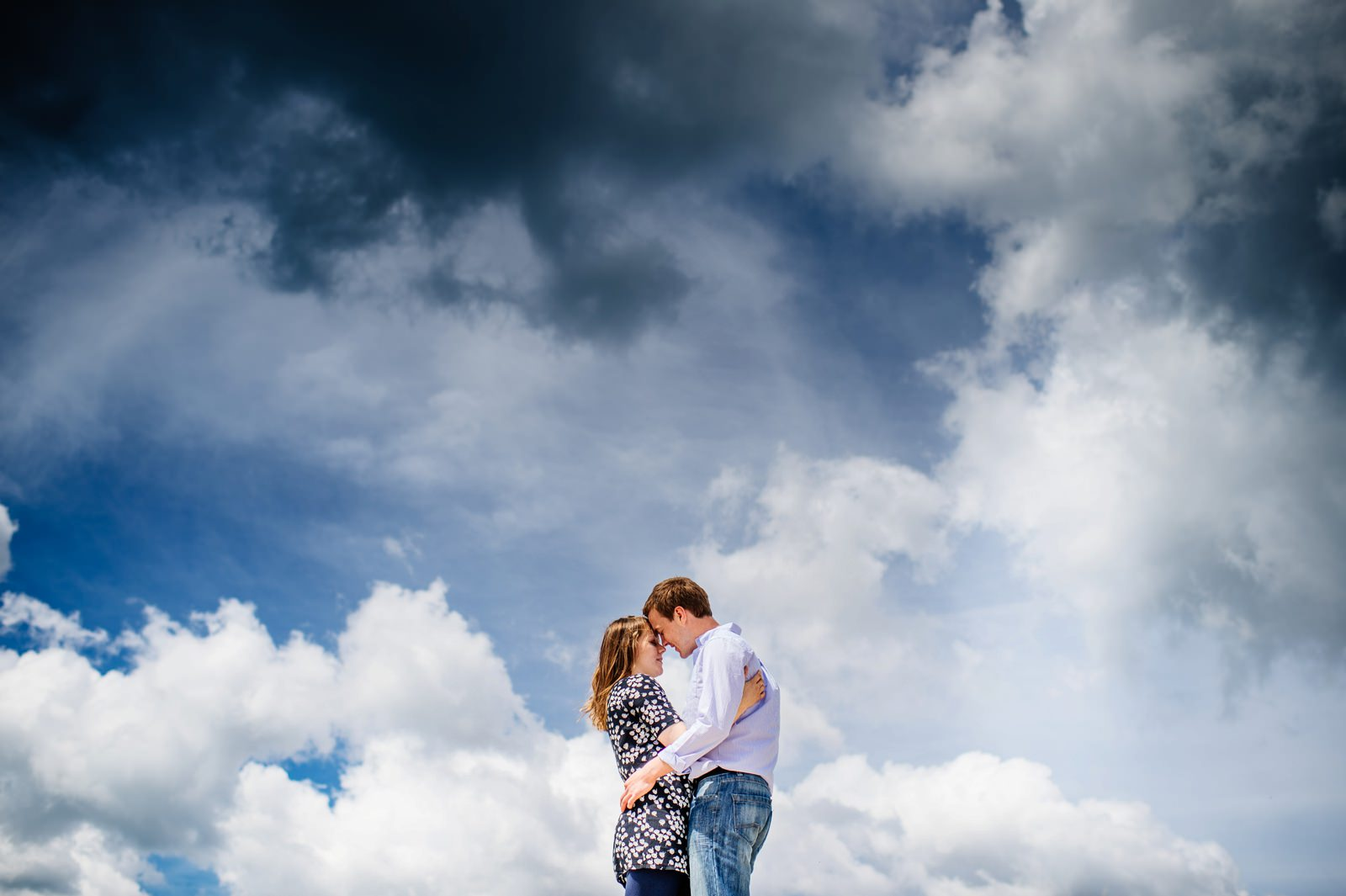 Hayley & Ed - Dorset Pre-Wedding Shoot_0008