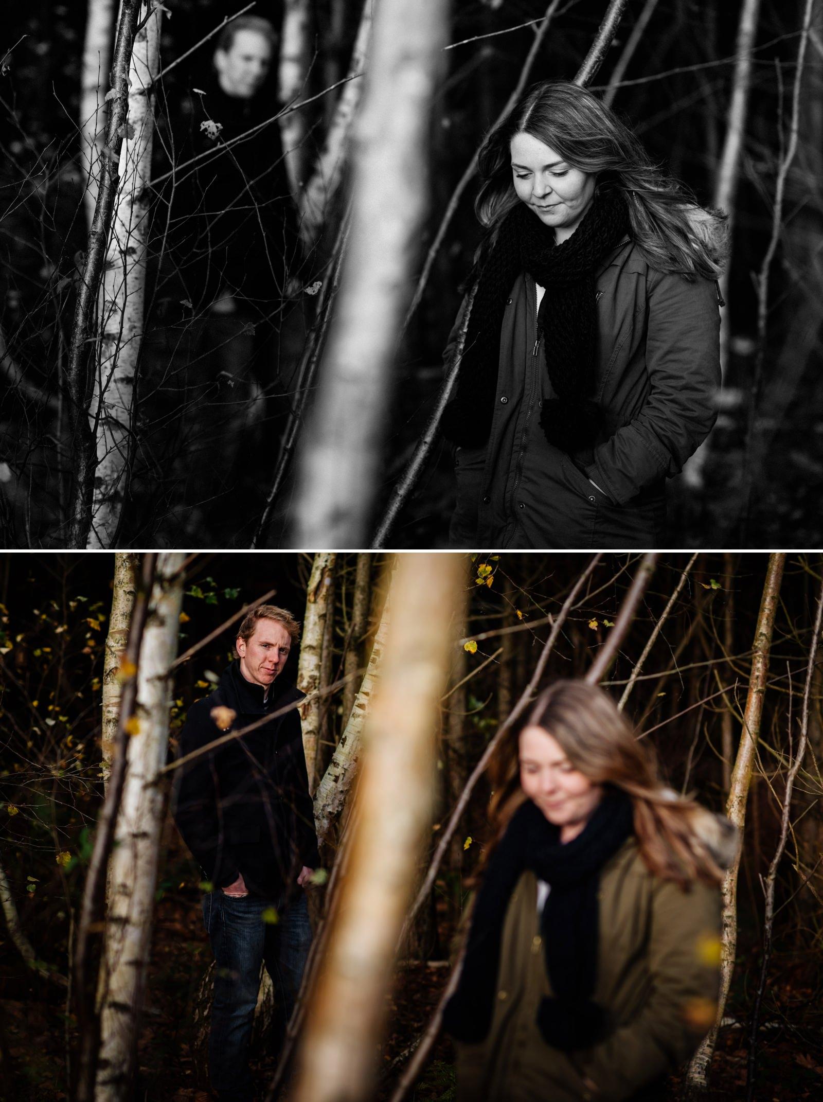 Nicola & Dan - Harlestone Firs Pre-Wedding Shoot_0002