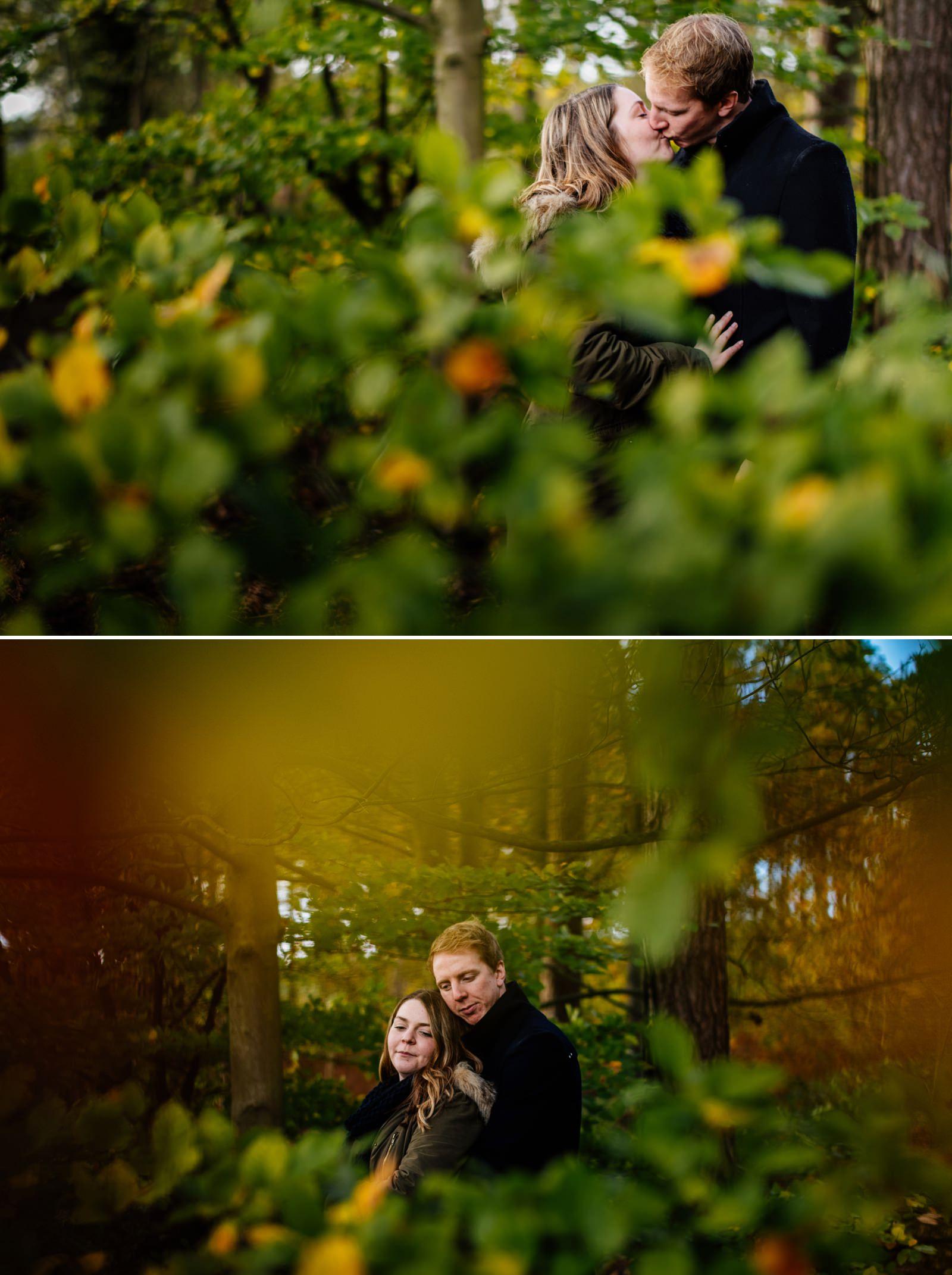 Nicola & Dan - Harlestone Firs Pre-Wedding Shoot_0004