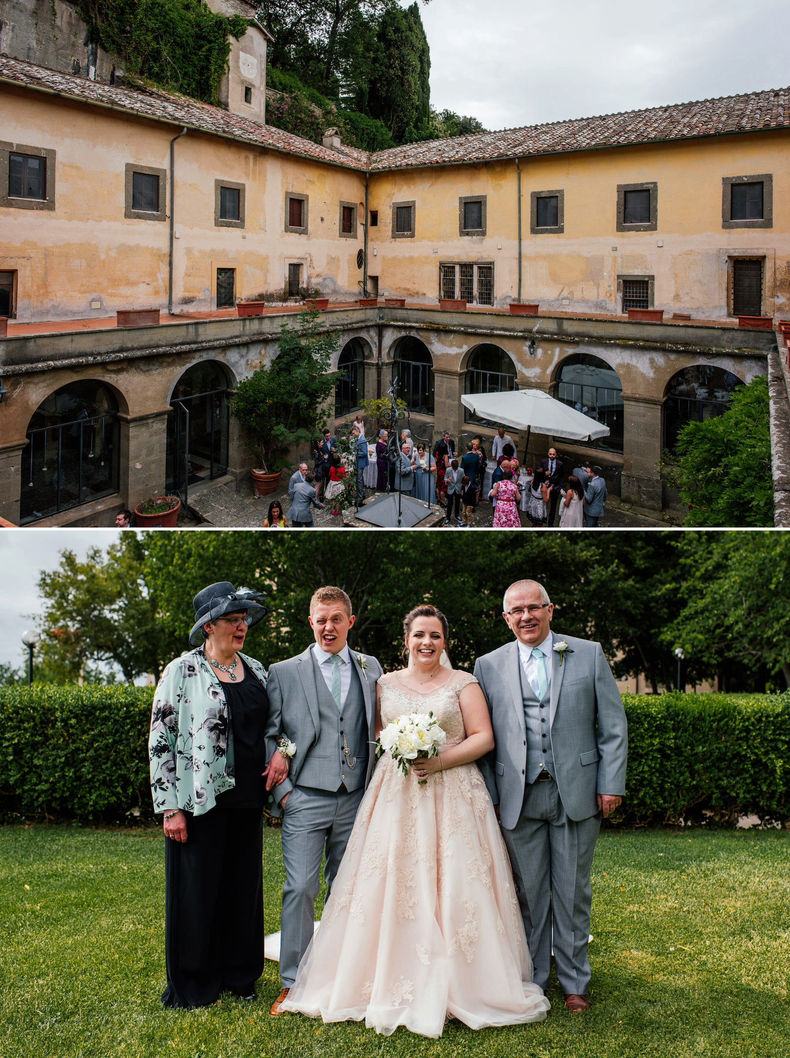 Villa Palazzola Wedding 06