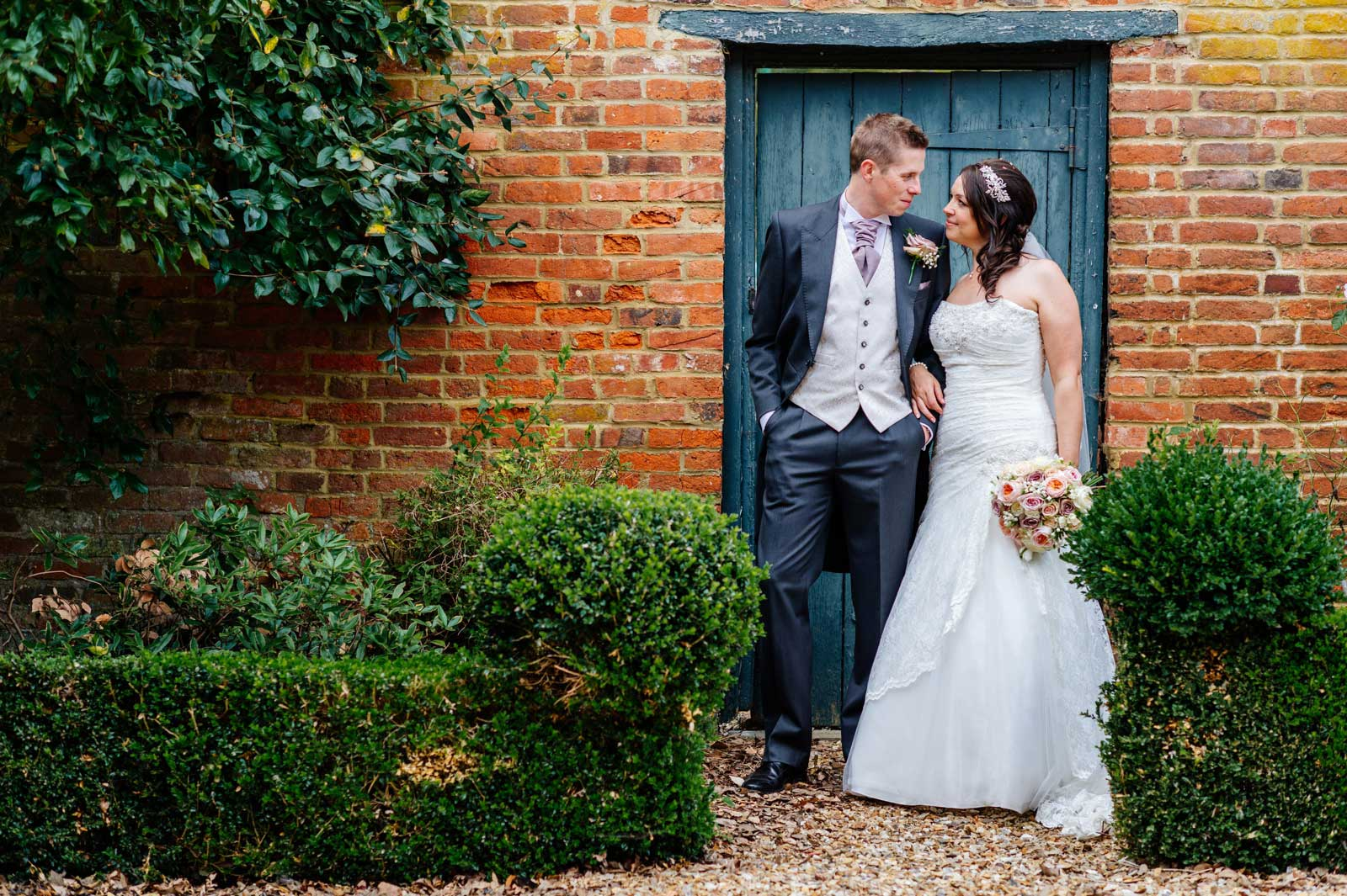 Chicheley Hall Wedding 01
