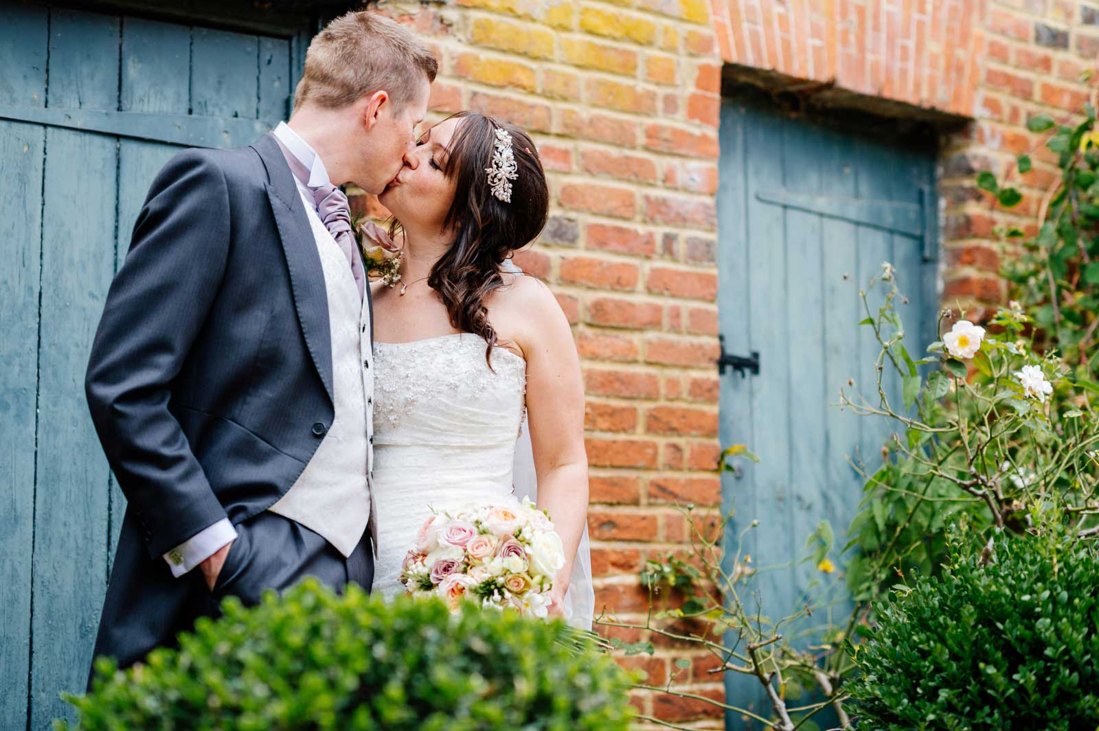 Chicheley Hall Wedding 02