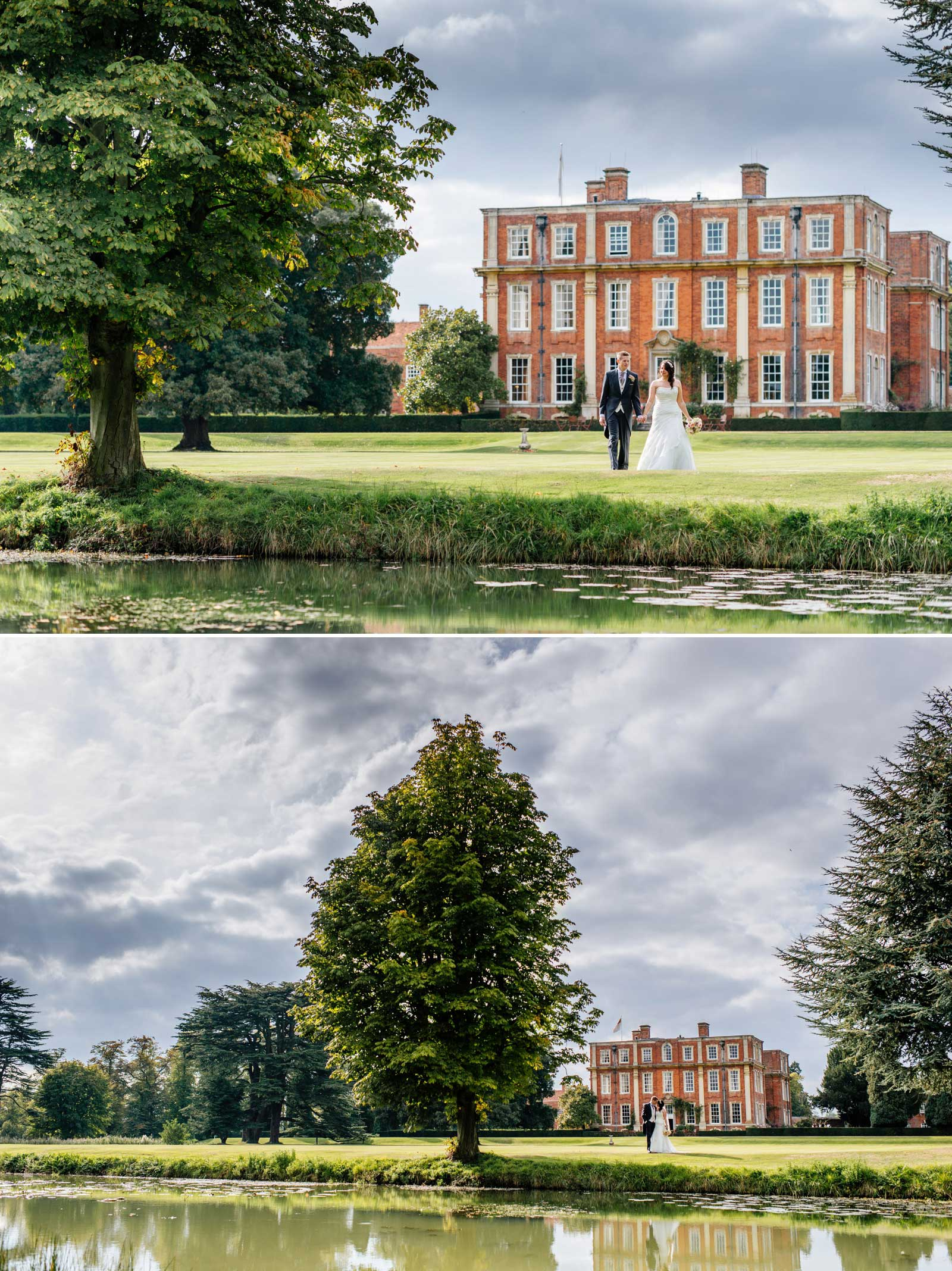 Chicheley Hall Wedding Photography