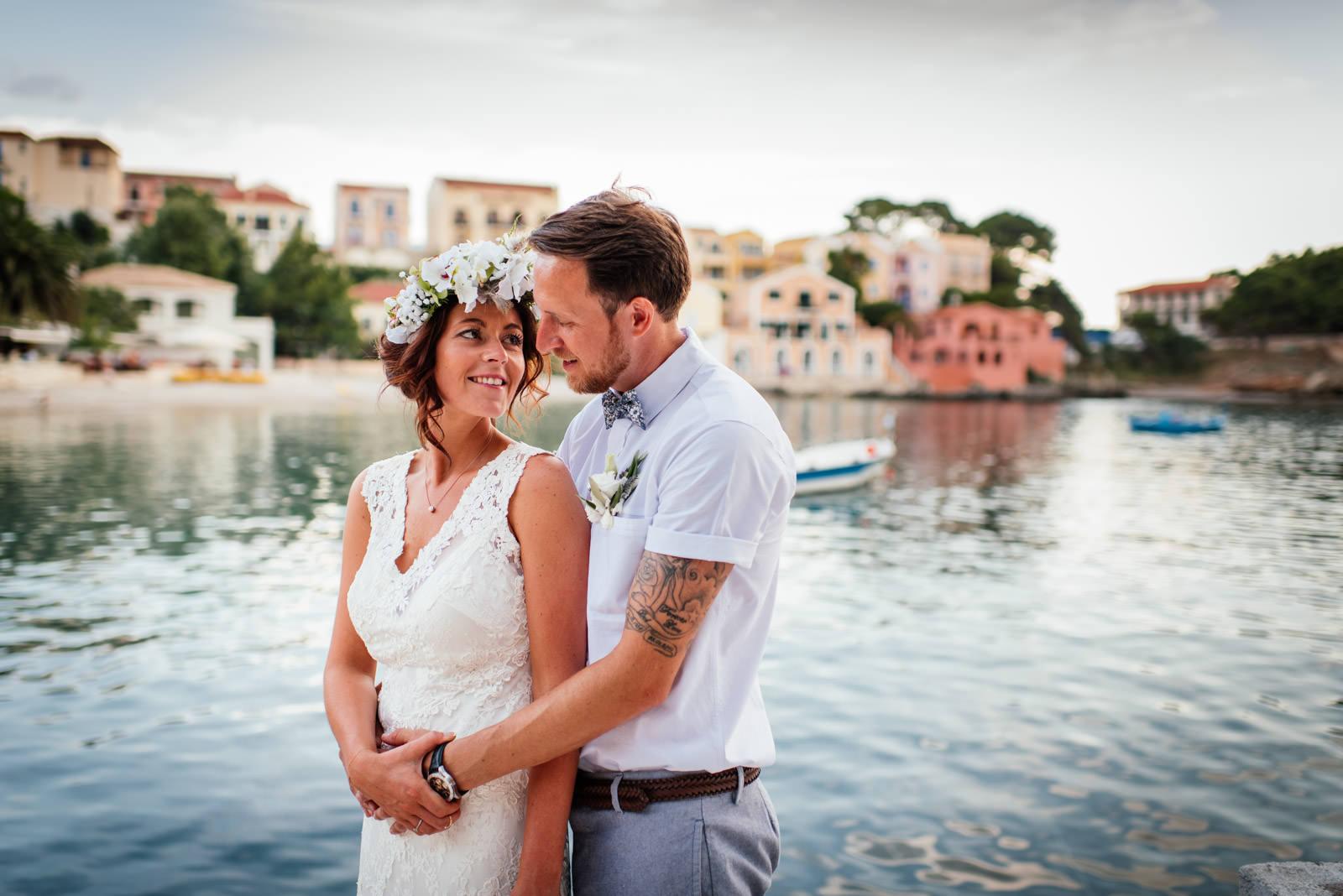 Assos Wedding Photographer