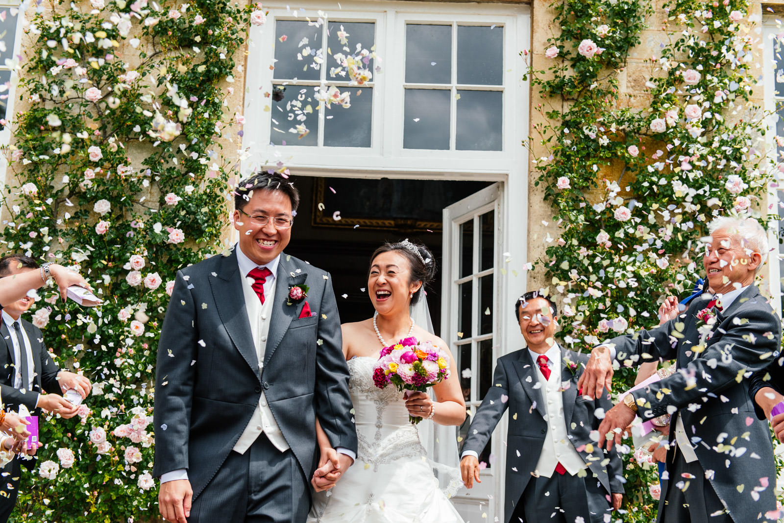 Boughton House Wedding Photographer