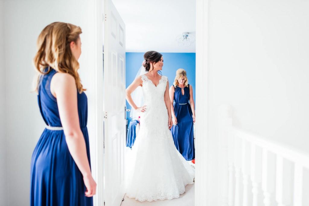 Bridal Preperation