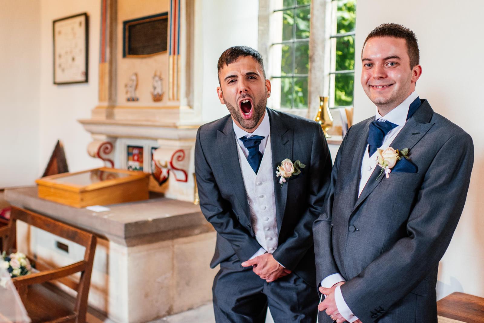Documentary Wedding Photographer Northampton