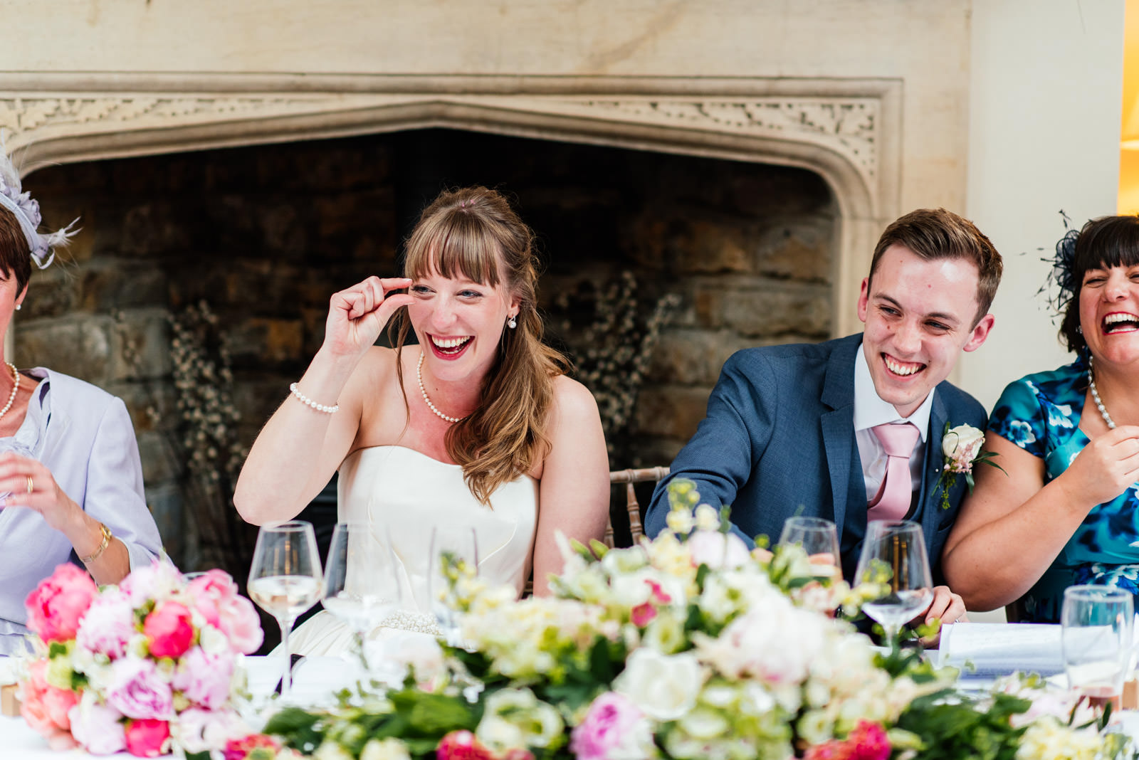 Falcon Hotel Uppingham Wedding