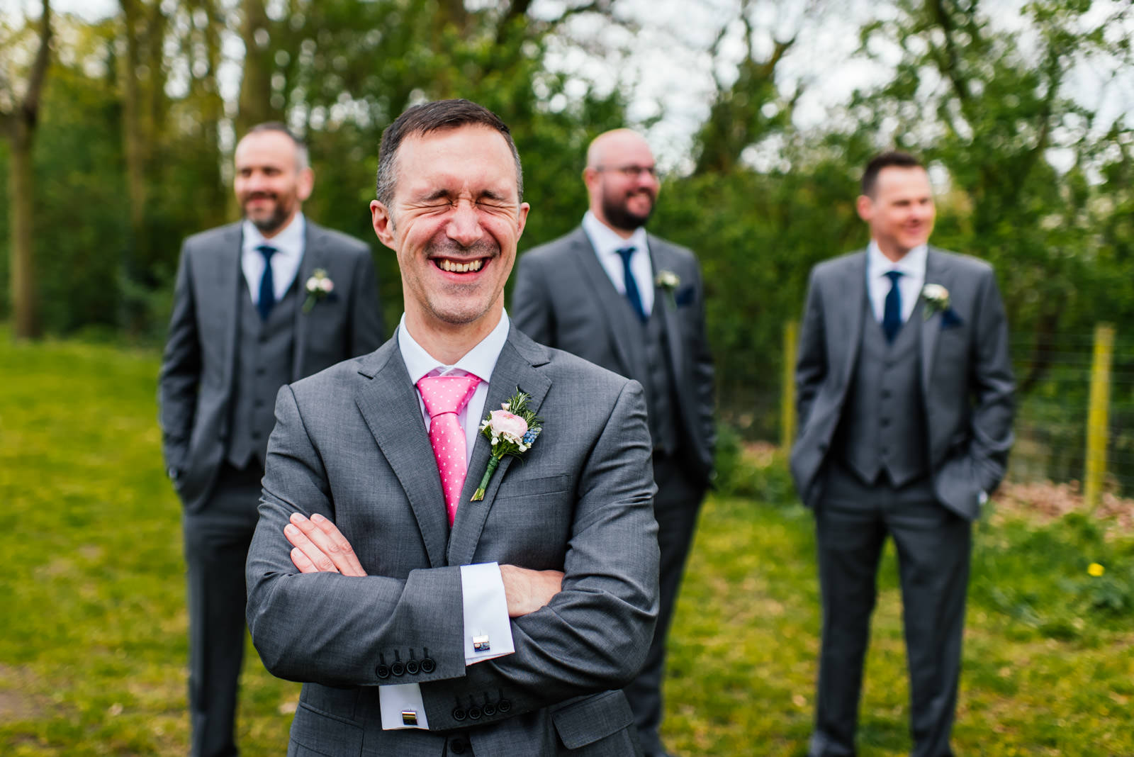 Groomsman Photos